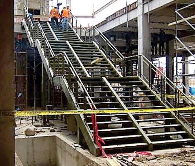 Servicios Metal Paz Estructuras Suministro Fabricación Y